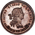 Patterns, 1869 10C Standard Silver Ten Cents, Judd-702, Pollock-781, R.5, PR64 NGC....