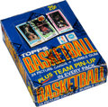Baseball Cards:Unopened Packs/Display Boxes, 1980 Topps Basketball Wax Box With 36 Unopened Packs - Magic/BirdRookie Year! ...