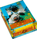 Baseball Cards:Unopened Packs/Display Boxes, 1979 Topps Baseball Wax Box With 36 Unopened Packs. ...