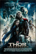 "Thor: The Dark World (Walt Disney Studios, 2013). One Sheet (27"" X 40""). Adventure"