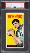 Football Cards:Singles (1960-1969), 1965 Topps Joe Namath #122 PSA NM+ 7.5....