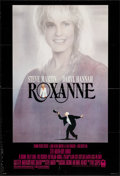 """Movie Posters:Comedy, Roxanne (Columbia, 1987). One Sheet (27"""" X 40"""") SS. Comedy.. ..."""