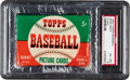 Baseball Cards:Unopened Packs/Display Boxes, 1952 Topps Baseball Five-Cent Unopened Wax Pack PSA EX-MT 6....