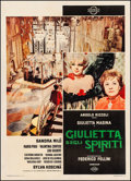 """Movie Posters:Foreign, Juliet of the Spirits (Cineriz, 1965). Italian 2 - Fogli (39.25"""" X 55""""). Foreign.. ..."""