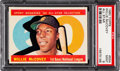 Baseball Cards:Singles (1960-1969), 1960 Topps Willie McCovey All Star #554 PSA Mint 9 - Only One Higher....