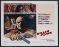 "Movie Posters:Action, Killer Force (American International, 1976). Half Sheet (22"" X 28""). Crime. Starring Telly Savalas, Peter Fonda, Hugh O'Bria..."