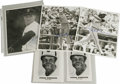Autographs:Photos, Hall of Famers Signed Photographs Lot of 14. A great lot forcollectors and dealers alike, particularly those with a Baltim...