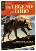 Silver Age (1956-1969):Adventure, Movie Comics - Legend of Lobo - File Copy (Gold Key, 1963) Condition: VF....