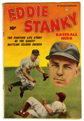 Golden Age (1938-1955):Non-Fiction, Eddie Stanky #nn (Fawcett, 1951) Condition: VG/FN....