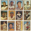 Baseball Cards:Lots, 1962 Topps Baseball Group Lot of 113. Star-studded lot from the1962 Topps baseball issue; includes 16 cards from the more d...