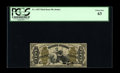 Fractional Currency:Third Issue, Fr. 1355 50c Third Issue Justice PCGS Choice New 63. A nice hand-signed Red Back, with better-than-average centering, decen...