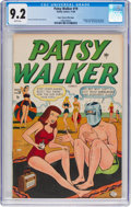 Golden Age (1938-1955):Humor, Patsy Walker #19 Mile High Pedigree (Marvel/Atlas, 1948) CGC NM- 9.2 White pages....