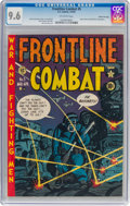 Golden Age (1938-1955):War, Frontline Combat #5 Gaines File Pedigree 10/10 (EC, 1952) CGC NM+ 9.6 Off-white pages....
