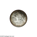 Additional Certified Coins: , 1893-CC S$1 Morgan Dollar Paramount International MS65 (MS63). Ex:Redfield. This is a highly lustrous coin that is brillia...