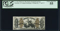 Fractional Currency:Third Issue, Fr. 1363 50¢ Third Issue Justice PCGS Choice About New 55.. ...