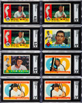 Baseball Cards:Lots, 1960 Topps Baseball Collection (498) With Stars....