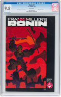Modern Age (1980-Present):Miscellaneous, Ronin #1 (DC, 1983) CGC NM/MT 9.8 White pages....