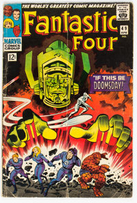 Fantastic Four #49 (Marvel, 1966) Condition: GD+
