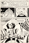 """Original Comic Art:Complete Story, Larry Lieber and George Roussos (as L. D. Lieber and G. Bell) Tales of Suspense #51 Complete 5-Page Story """"The Pri... (Total: 5 Original Art)"""