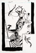 Original Comic Art:Panel Pages, Cliff Chiang and Andre Parks Nightwing #111 Story Page 2 Original Art (DC, 2005)....