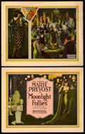 "Movie Posters:Comedy, Moonlight Follies (Universal, 1921). Title Lobby Card & LobbyCard (11"" X 14""). From the Collection of Frank Buxton, of wh...(Total: 2 Items)"