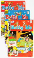Bronze Age (1970-1979):Humor, Betty and Me Group of 84 (Archie, 1970-92) Condition: AverageFN.... (Total: 84 )