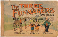 The Three Funmakers #nn (Stokes and Company, 1908) Condition: Apparent VG