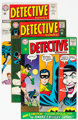 Detective Comics Group of 21 (DC, 1963-69) Condition: Average FN/VF.... (Total: 21 )