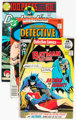 Detective Comics Group of 23 (DC, 1976-78) Condition: Average VF.... (Total: 23 )