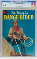 Silver Age (1956-1969):Western, The Flying A's Range Rider #16 File Copy (Dell, 1957) CGC NM 9.4 Off-white pages....