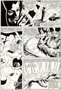 Original Comic Art:Panel Pages, Dan Green and Terry Austin Doctor Strange #58 Page 10Original Art (Marvel, 1983)......