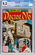 Silver Age (1956-1969):Superhero, Showcase #43 Doctor No (DC, 1963) CGC NM- 9.2 White pages....