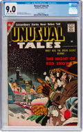 Silver Age (1956-1969):Horror, Unusual Tales #9 (Charlton, 1957) CGC VF/NM 9.0 Off-white to whitepages....