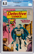 Golden Age (1938-1955):Superhero, Detective Comics #224 (DC, 1955) CGC VF+ 8.5 Off-white to white pages....