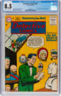 Silver Age (1956-1969):Superhero, Detective Comics #227 (DC, 1956) CGC VF+ 8.5 Off-white to whitepages....