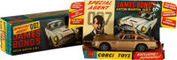 "Goldfinger - Corgi 261 James Bond Aston Martin DB5 (Corgi, 1965). Die-Cast Model Car in Original Packaging (5"" X 1..."