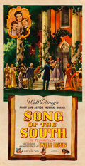 """Movie Posters:Animation, Song of the South (RKO, 1946). Three Sheet (41"""" X 80"""").. ..."""