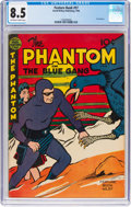 Golden Age (1938-1955):Miscellaneous, Feature Book #57 The Phantom (David McKay Publications, 1948) CGC VF+ 8.5 Off-white to white pages....