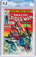 Bronze Age (1970-1979):Superhero, The Amazing Spider-Man #171 35-Cent Price Variant (Marvel, 1977)CGC NM- 9.2 White pages....