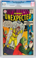 Silver Age (1956-1969):Horror, Tales of the Unexpected #39 (DC, 1959) CGC VF+ 8.5 White p...