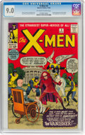 Silver Age (1956-1969):Superhero, X-Men #2 (Marvel, 1963) CGC VF/NM 9.0 Off-white to white pages....