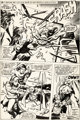 Gene Colan and Klaus Janson Howard the Duck #14 Story Page 8 Original Art (Marvel, 1977)