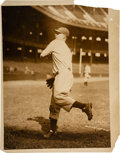 Baseball Collectibles:Photos, 1920's Lou Gehrig Large Original Photograph, PSA/DNA Type 1 from The Lou Gehrig Collection....
