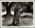 """Movie Posters:Horror, The Wolf Man & Other Lot (Universal, 1941). Photos (2) (8"""" x10"""", 8"""" X 10.25"""").... (Total: 2 Items)"""