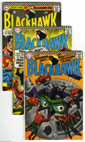 Silver Age (1956-1969):Adventure, Blackhawk Group (DC, 1959-76). The first 20 issues in this group average VG- condition, the others average VG/FN. The group ... (58 Comic Books)
