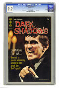 Silver Age (1956-1969):Horror, Dark Shadows #4 File Copy (Gold Key, 1970) CGC NM- 9.2 Off-whitepages. Photo cover. Joe Certa art. Overstreet 2005 NM- 9.2 ...