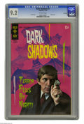 Bronze Age (1970-1979):Horror, Dark Shadows #7 File Copy (Gold Key, 1970) CGC NM- 9.2 Off-whitepages. Photo cover. Joe Certa art. Overstreet 2005 NM- 9.2 ...