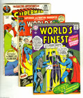 Bronze Age (1970-1979):Miscellaneous, DC Miscellaneous Comics Bronze Group (DC, 1966-74) Condition:Average FN+. This group consists of 12 comics: World's Fines... (12Comic Books)