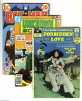 Bronze Age (1970-1979):Miscellaneous, DC Bronze and Modern Age Group (DC, 1972-86). This group includesDark Mansion of Forbidden Love #3 (VG/FN), Batman ... (23 ComicBooks)