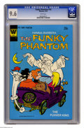 Bronze Age (1970-1979):Cartoon Character, The Funky Phantom #10 (Whitman, 1974) CGC NM+ 9.6 White pages.Price quoted is for the Gold Key edition. Overstreet 2005 NM-...